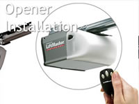 Federal Way Garage Door Opener Installation